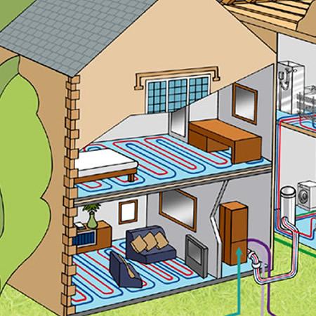 Underfloor Cooling