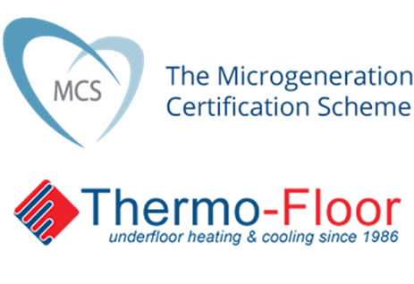 Thermo-Floor Attains the MCS Accreditation for Heat Pump Installation