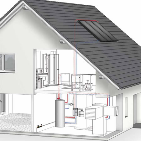 Solar Thermal Heating Systems Now Offered By Thermo-Floor