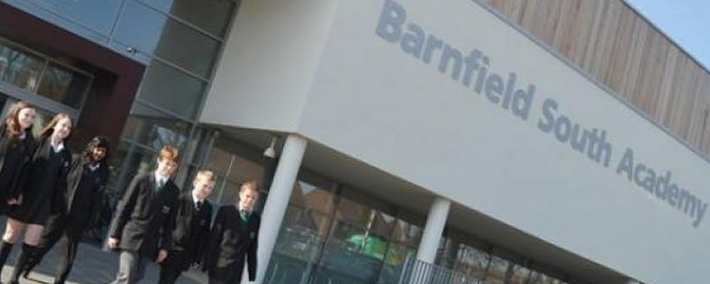 Barnfield South Academy Underfloor Cooling