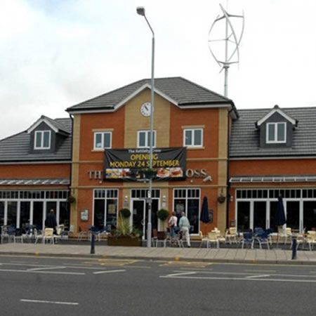 Thermo-Floor Specified For JD Wetherspoon 'Seen to be Green' Project